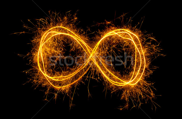Infinity symbol Stock photo © ShawnHempel