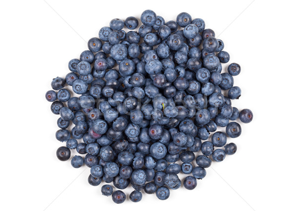 Fresh blueberries Stock photo © ShawnHempel