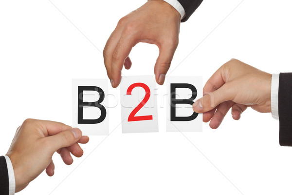 B2B Stock photo © ShawnHempel