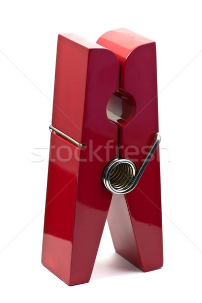 Clothes pin Stock photo © ShawnHempel