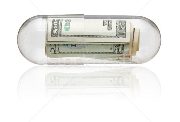 Healthcare costs concept Stock photo © ShawnHempel