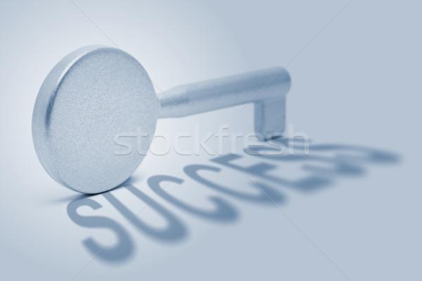 Key to success Stock photo © ShawnHempel