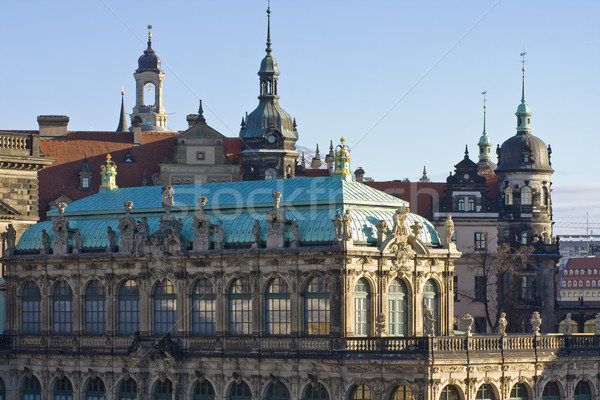 Dresden Stock photo © ShawnHempel