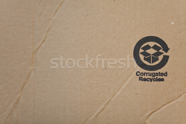 Carton Stock photo © ShawnHempel