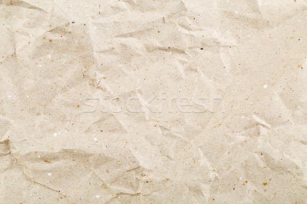 бежевый пусто чистой текстуру бумаги бумаги искусства Сток-фото © ShawnHempel