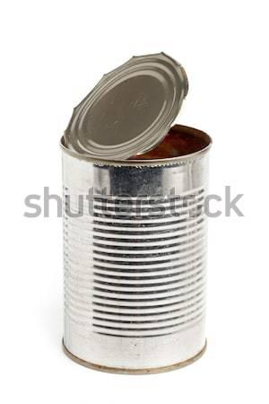 Used aluminum can Stock photo © ShawnHempel