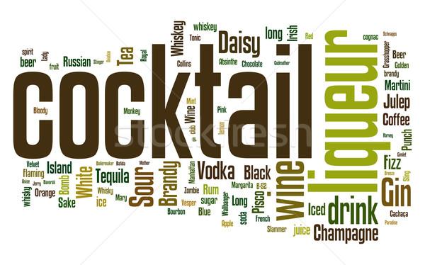 Cocktails Stock photo © ShawnHempel