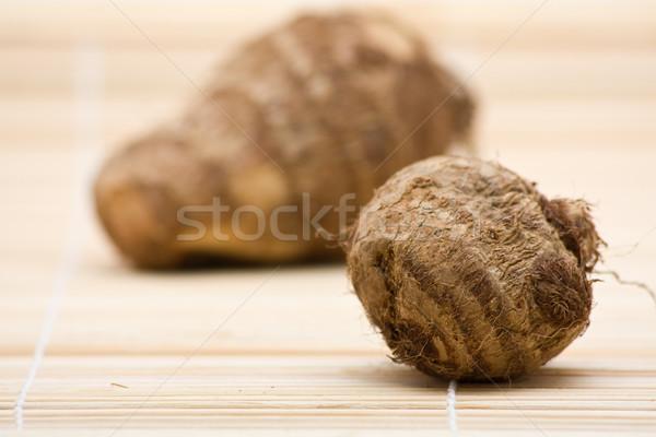 Taro root Stock photo © ShawnHempel