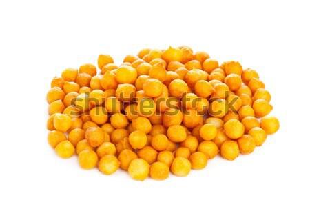 Fried batter pearls ('Backerbsen') Stock photo © ShawnHempel