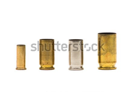 Bullet casings Stock photo © ShawnHempel