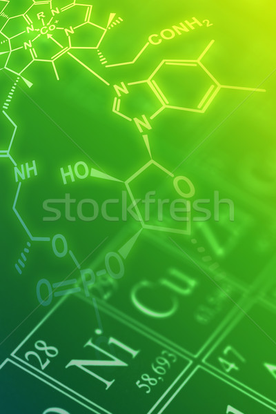 Chemistry concept Stock photo © ShawnHempel
