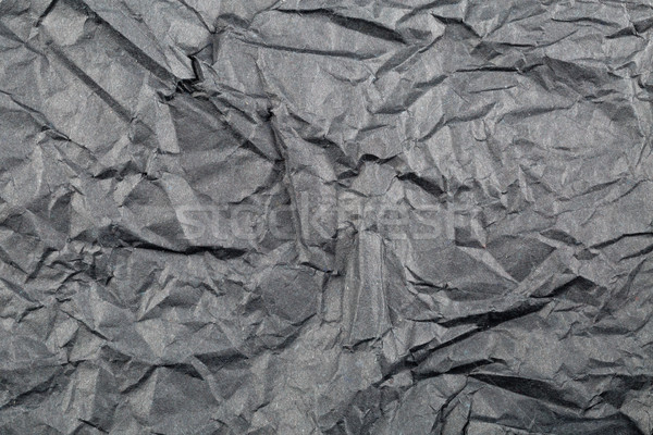 черный пусто чистой текстуру бумаги бумаги искусства Сток-фото © ShawnHempel