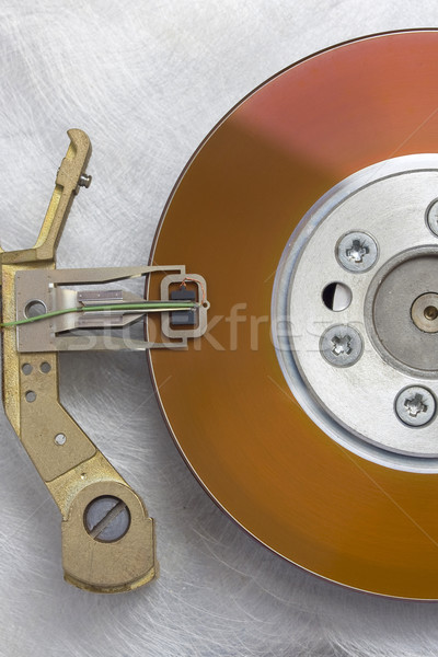 Open harddrive Stock photo © ShawnHempel