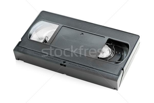 Wideo domu film kaseta analog taśmy Zdjęcia stock © ShawnHempel