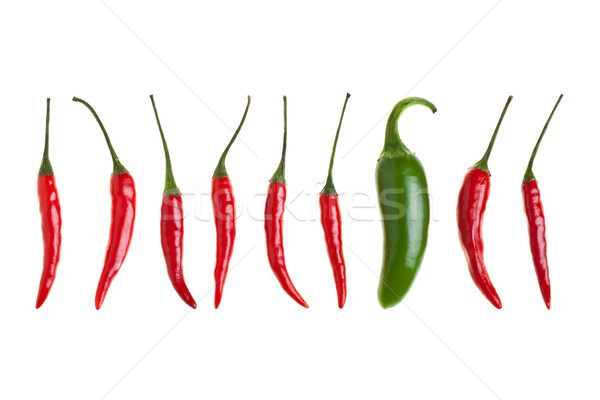 Chilies Stock photo © ShawnHempel