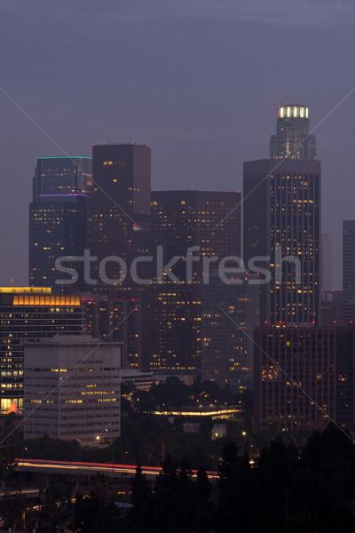 Los Angeles Stock photo © ShawnHempel