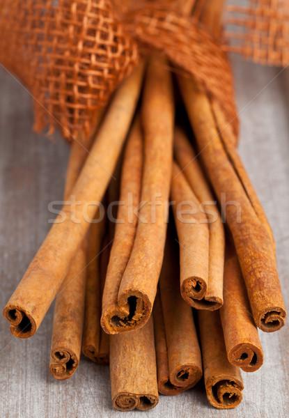 Cinnamon sticks Stock photo © ShawnHempel