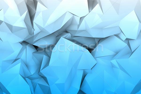 Crumpled paper Stock photo © ShawnHempel