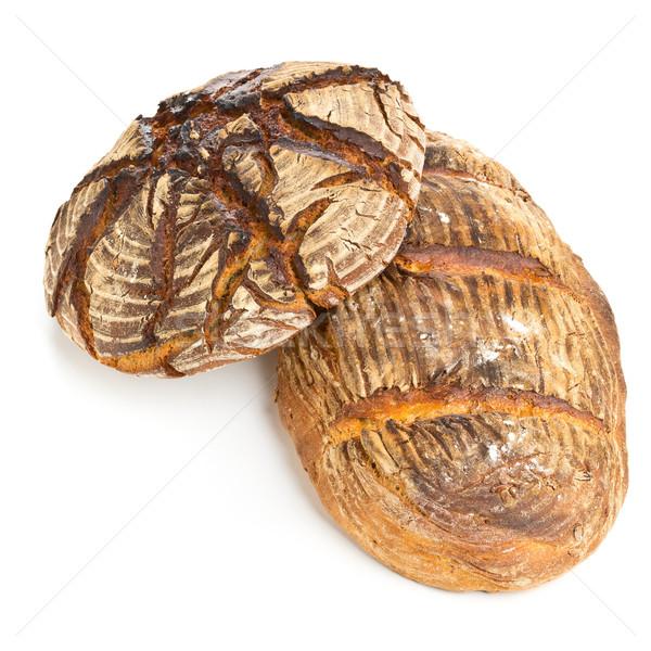стороны хлеб домашний различный семени зерна Сток-фото © ShawnHempel