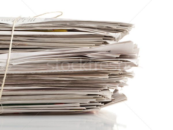 Paper recycling Stock photo © ShawnHempel
