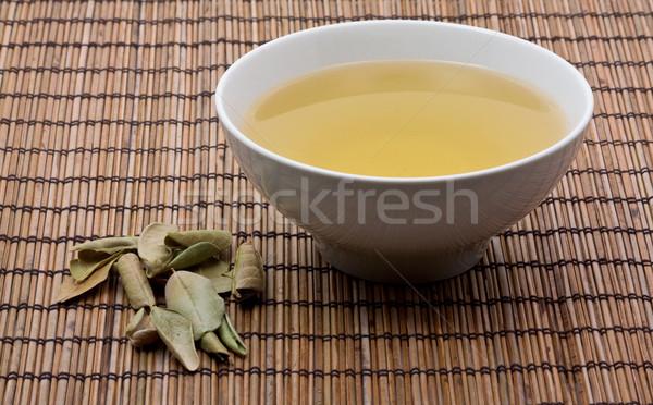 Tea arrangement Stock photo © ShawnHempel