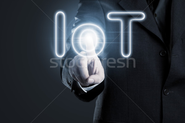 Internet of things activation Stock photo © ShawnHempel