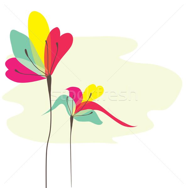 аннотация цветы весело цветок мира природы Сток-фото © shekoru