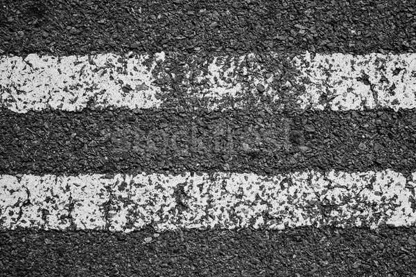 abstract road asphalt texture Stock photo © shevtsovy