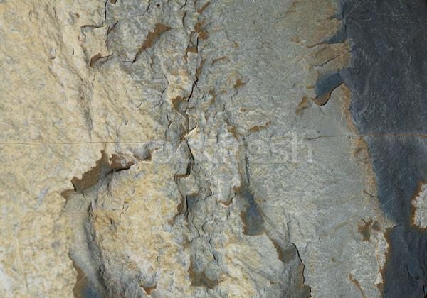 Steen textuur foto natuur kleur Stockfoto © shyshka