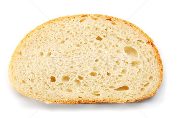 Tranche blé pain fichier élevé Photo stock © shyshka