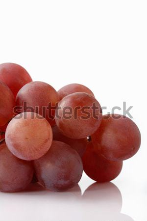 Tas blanche résumé fruits rouge Photo stock © shyshka