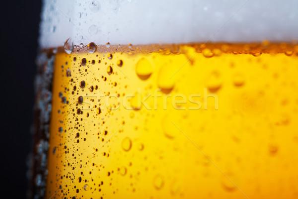 Cold beer Stock photo © shyshka