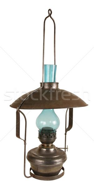 Old lamp  Stock photo © sibrikov
