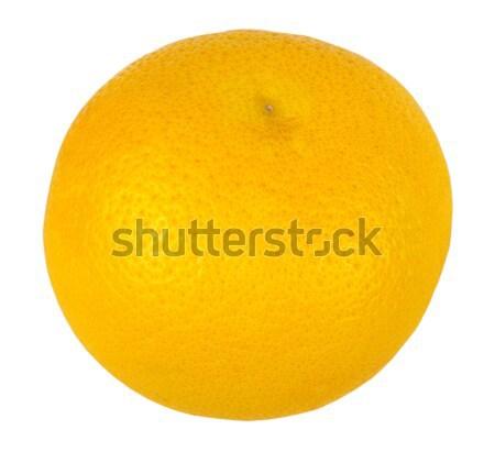 Greyfurt yararlı meyve mümkün dışarı lezzetli Stok fotoğraf © sibrikov