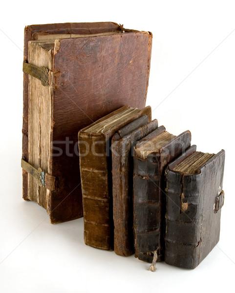 The ancient book Stock photo © sibrikov