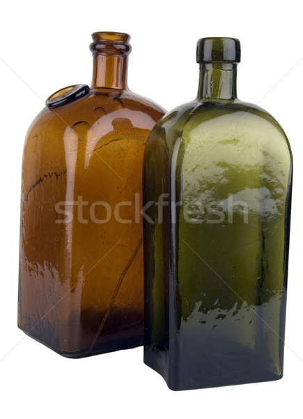 bottle Stock photo © sibrikov