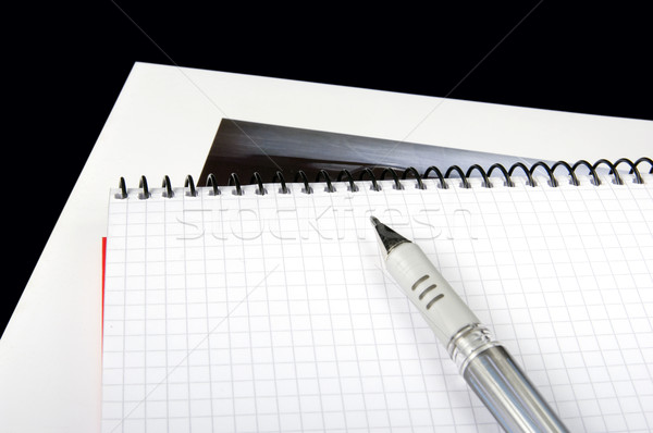 writing subjects Stock photo © sibrikov
