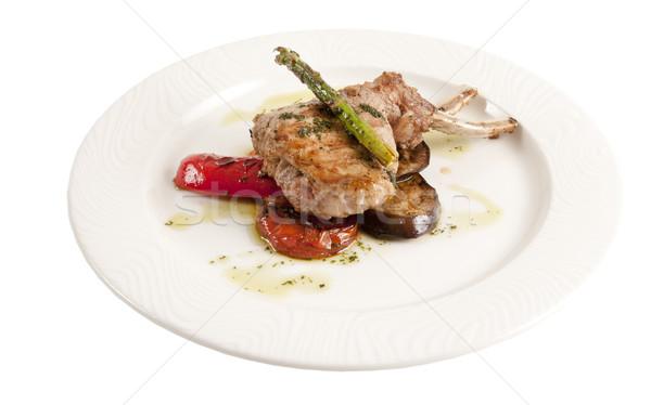 food Stock photo © sibrikov