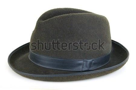 Hat свет лет ткань Cowboy Сток-фото © sibrikov