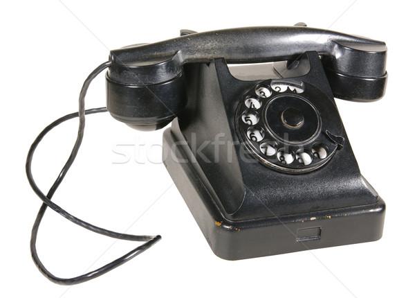 Old Phone Stock photo © sibrikov
