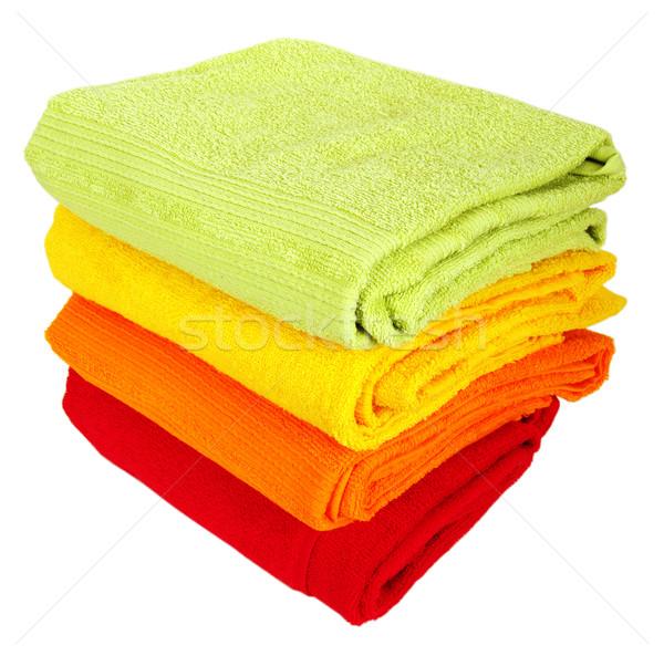 Parlak renk taze keyifli gerekli Stok fotoğraf © sibrikov