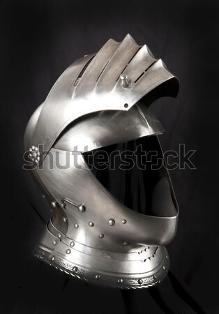 Photo stock: Armure · médiévale · chevalier · métal · protection · soldat
