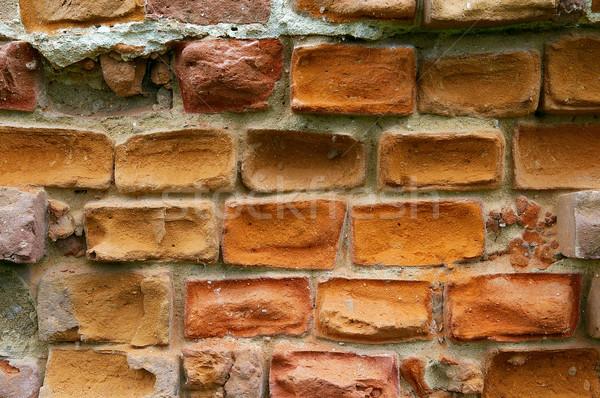 The texture of a wall  Stock photo © sibrikov
