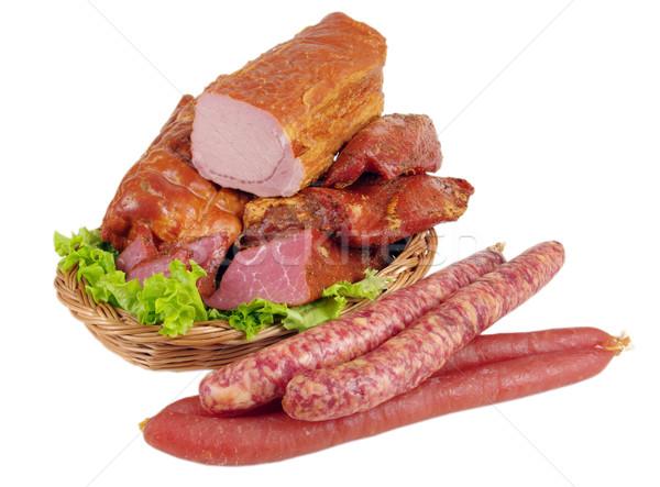 Meat Stock photo © sibrikov