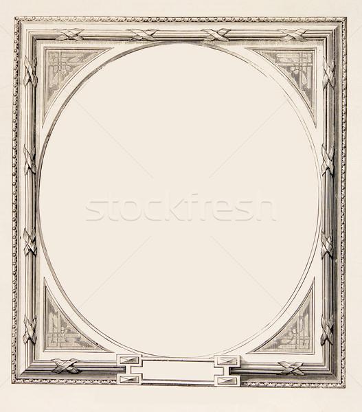 Page anciens livre papier texture vintage Photo stock © sibrikov