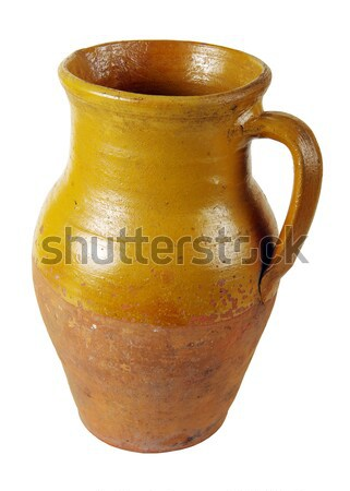 Clay pot  Stock photo © sibrikov