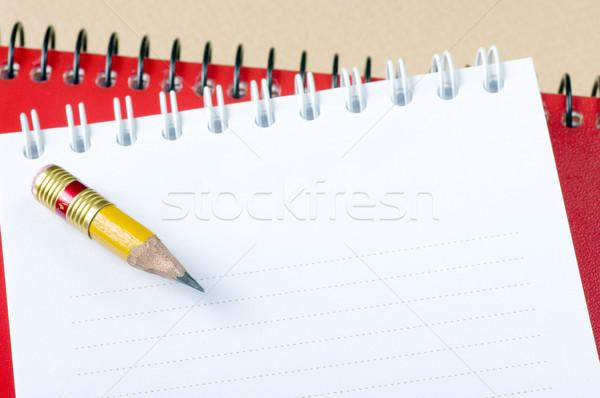 Yazı gerekli yazım notlar insanlar Stok fotoğraf © sibrikov