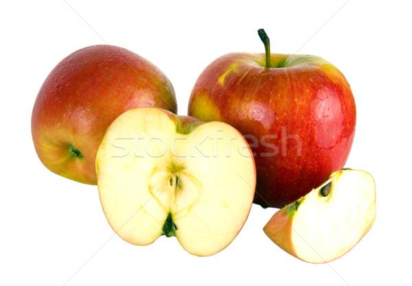 Apples Stock photo © sibrikov