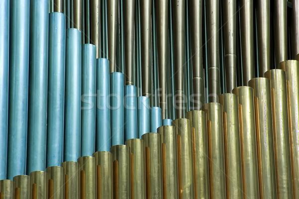organ Stock photo © sibrikov