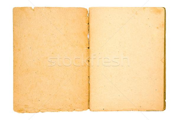 Old paper  Stock photo © sibrikov